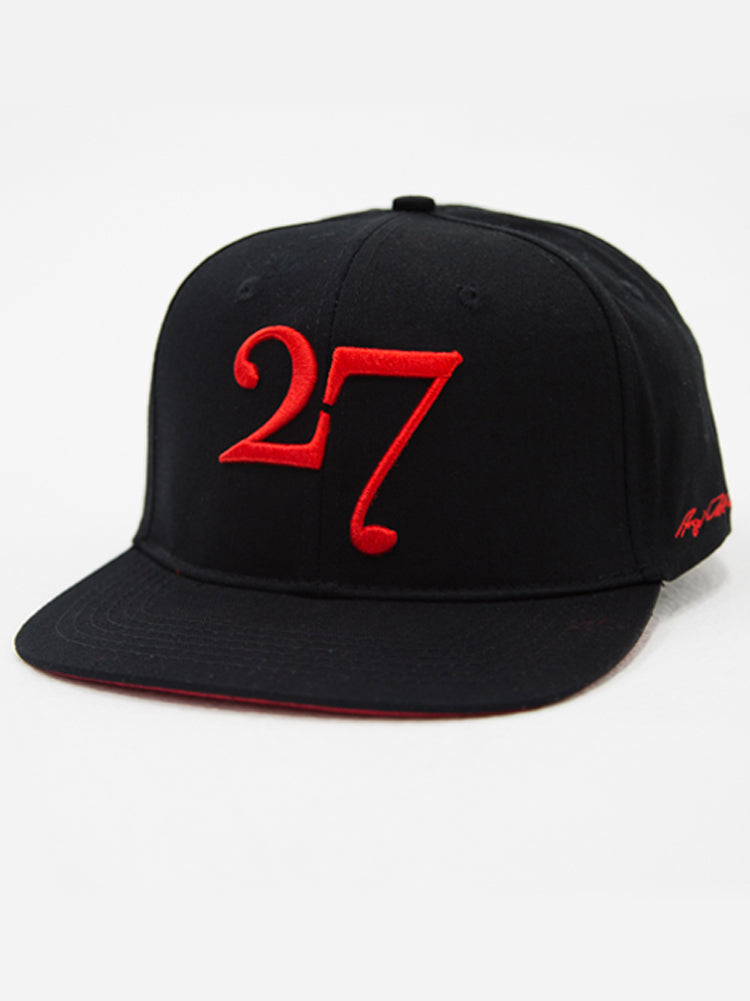 Gorra Logotipo No. 27 (2017)