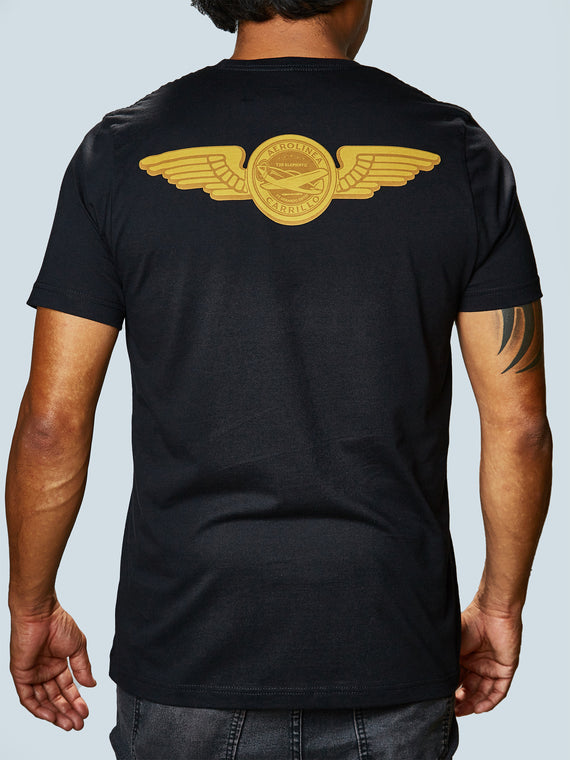 Playera Aerolinea Carrillo