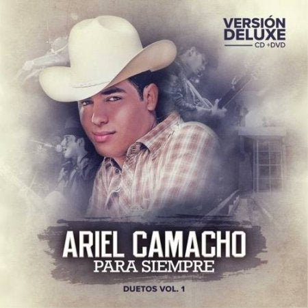 Ariel Camacho - Para Siempre Duetos Vol. 1 (Deluxe Edition) (CD + DVD)