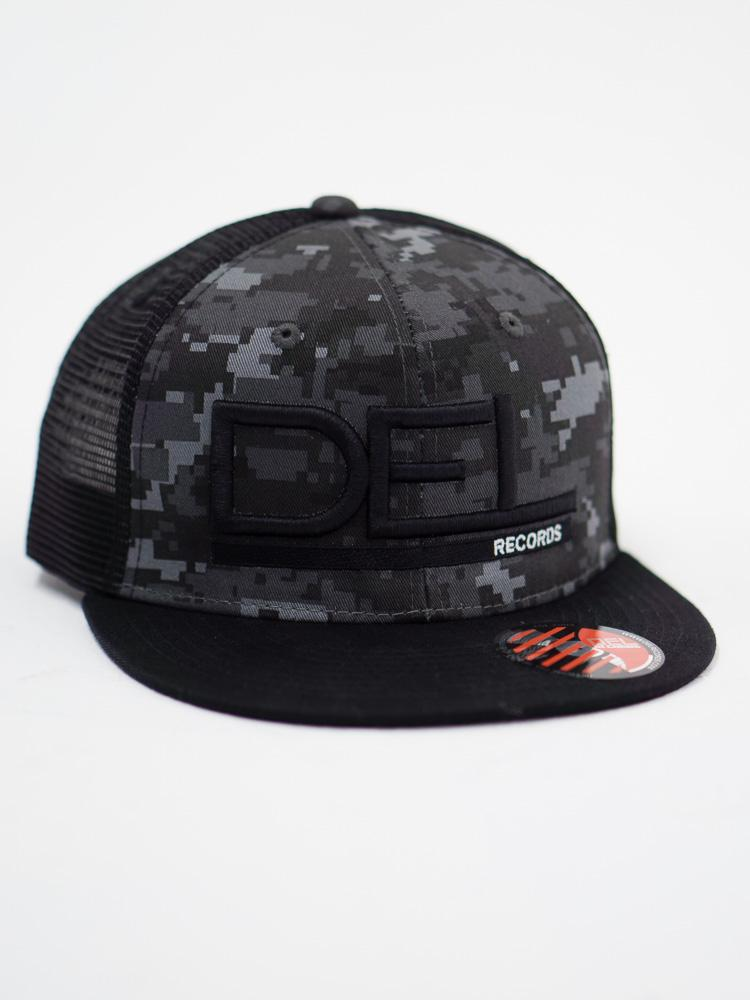 Del Records Camo Digital