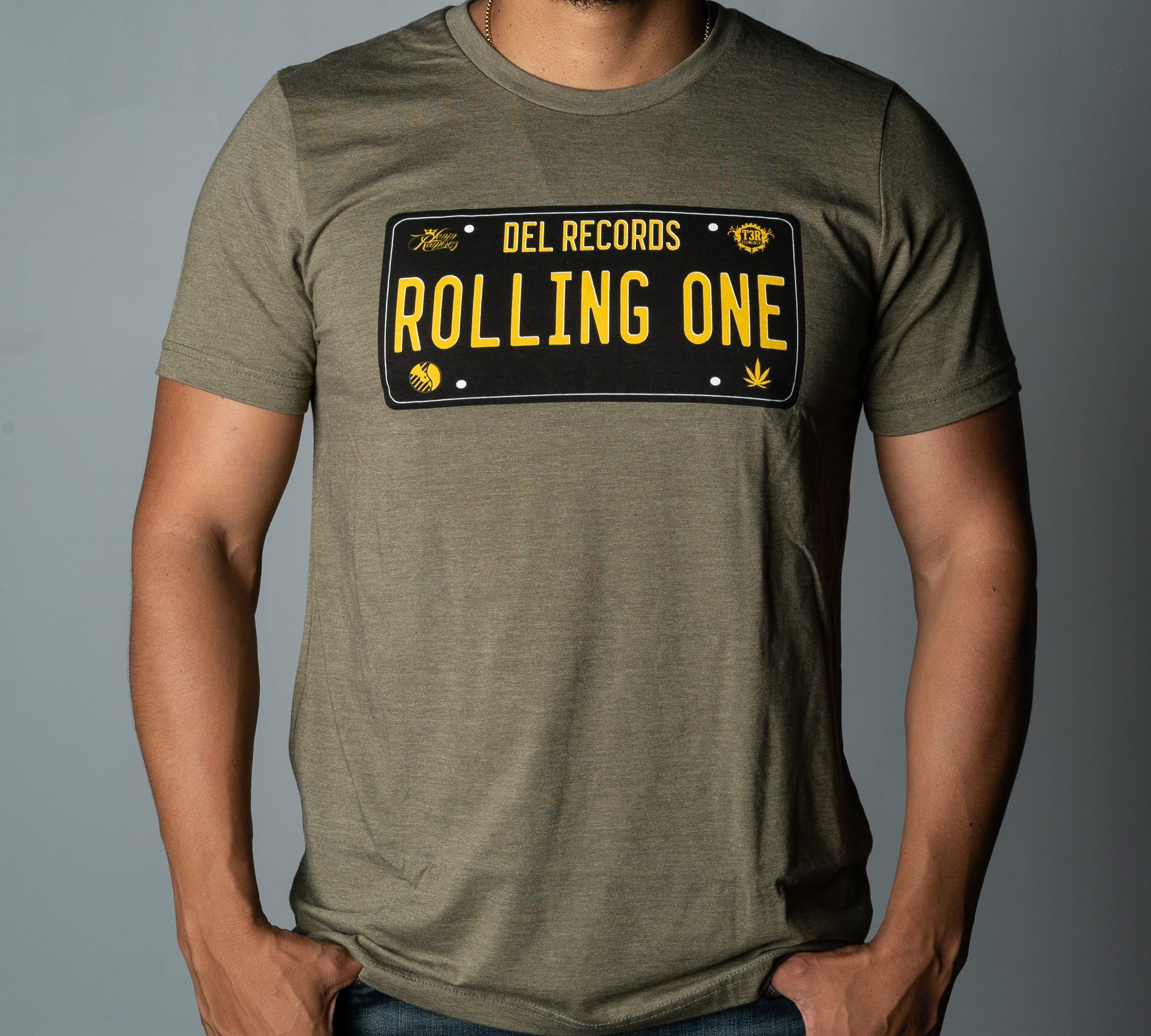 Playera Rolling One Unisex