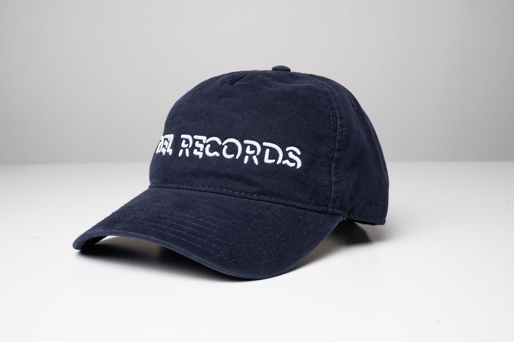 Del Records 3D Dad Hat
