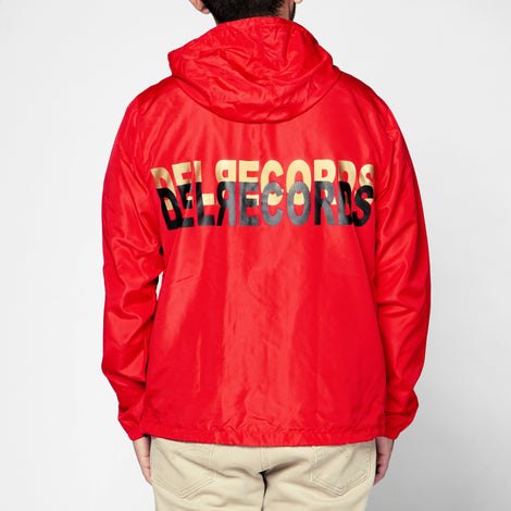 Double Del Records Windbreaker