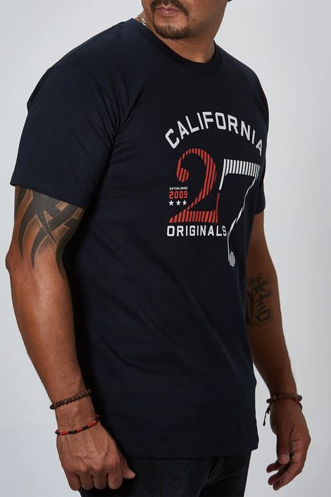 Playera California 27
