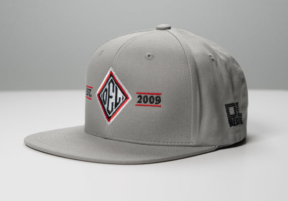 Gorra Diamante Del Records