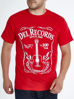 Playera Del Guitarra