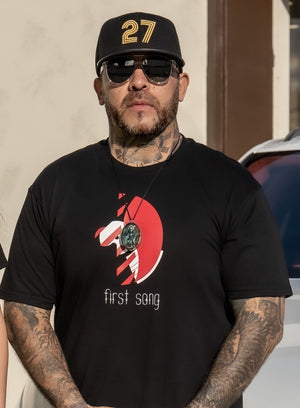 Love At First Song His Tee