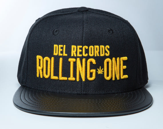 Gorra Del Records Rolling One