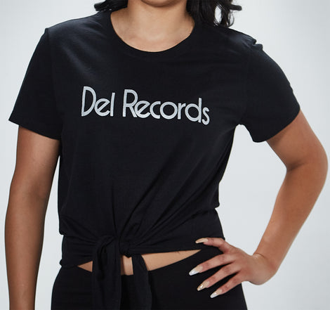 Del Records Star Tee