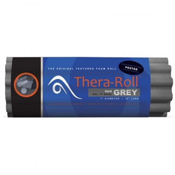 Thera-Roll® - 7x18 inch, x-firm, grey