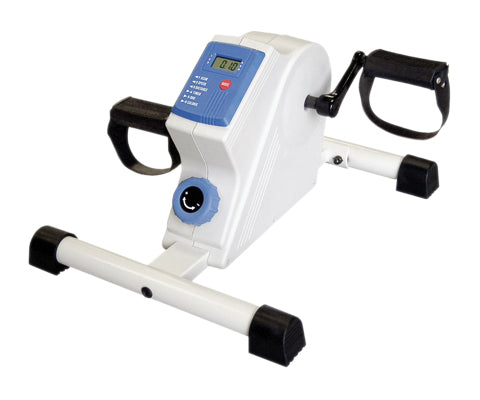 CanDo® Pedal Exerciser- Deluxe with LCD monitor