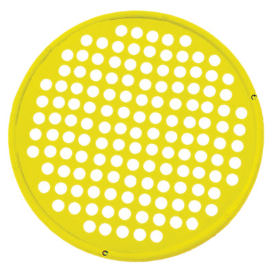 CanDo® Web Hand Exercisers - Low Powder - 14 inch Diameter - Yellow - X-light