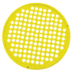 CanDo® Hand Exercise Web - Low Powder - 14 inch Diameter - Yellow - X-light