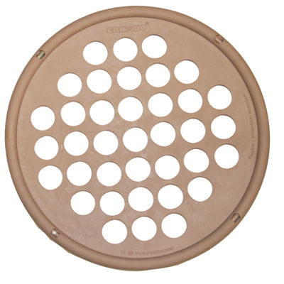 CanDo® Hand Exercise Web - Low Powder - 7 inch Diameter - Tan - XX-light