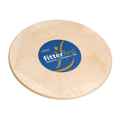 "Wobble board, moderate, 10-15 degrees, 20"" circle"