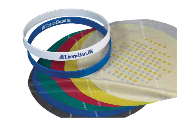 Thera-Band Progressive Hand Trainer - introductory pack, includes tan-black sheets