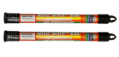 CanDo® Mini Weight Bar - 1.5 lb. each - Pair