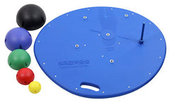 Professional Board, 5-Ball Set, 2 Weight Rods