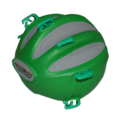 CanDo® Digi-Extend n' Squeeze Hand Exercisers - Small - Green, moderate