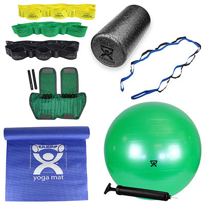 At-Home Exercise Package, deluxe