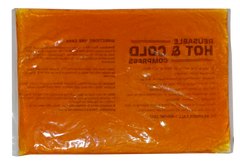 "DSM Supply® Reusable Hot/Cold Gel Pack, 10"" x 15"""