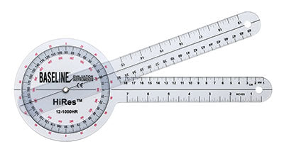 Baseline®-plastic-goniometer---hires-360-degree-head---12-inch-arms