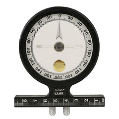 Baseline® AcuAngle Adjustable-Feet inclinometer