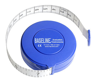 Baseline® Measurement Tape, 72 inch