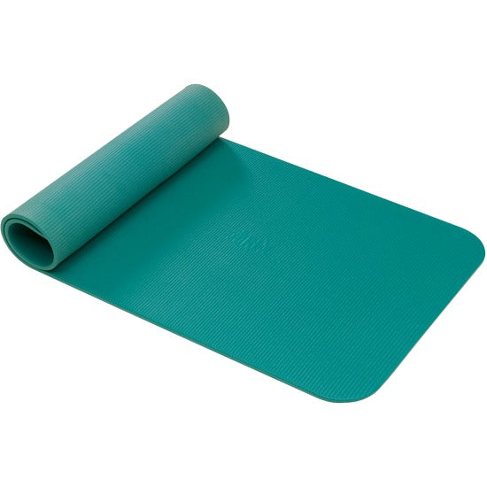 Airex Exercise Mat - Fitline 140, Aqua, 23 in. x 56 in. x 0.4 in., case of 20