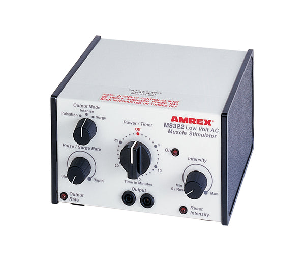 Amrexå¨ Stim - MS322A low volt AC Stimulator