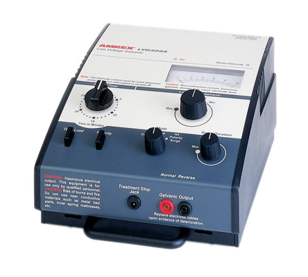 Amrex® Stim - LVG/325A Low Voltage Galvanic Stimulator