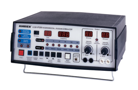 Amrex® Z-Stim - IF-250 Interferential/Russian Stimulator