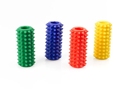 AFH Massage Roller 4 additional roller pads (Y,R,G,B)