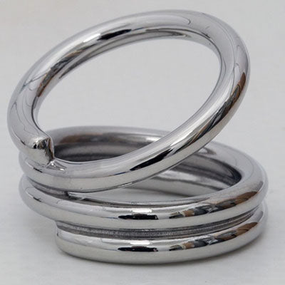 Swan Neck Ring Splint, stainless steel, circumference 63mm