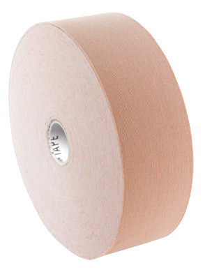 3B Tape bulk roll, 2 in. x 103 ft, beige, latex-free