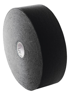3B Tape bulk roll, 2 in. x 103 ft, black, latex-free