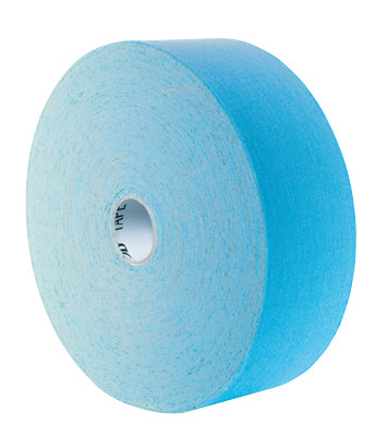 3B Tape bulk roll, 2 in. x 103 ft, blue, latex-free