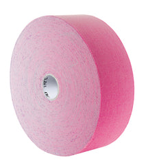 3B Tape bulk roll, 2 in. x 103 ft, pink, latex-free