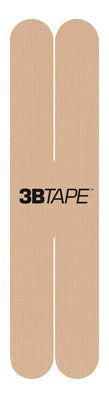 3B Tape, ProCut X strips, beige, latex-free, package of 40