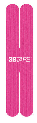 3B Tape, ProCut X strips, pink, latex-free, package of 40