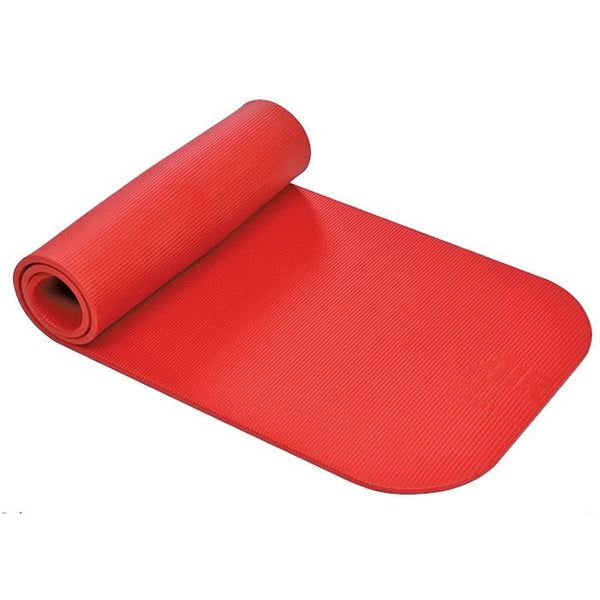 Airex Exercise Mat - Coronella - Red, 72 in. x 23 in. x 5/8 in., case of 10