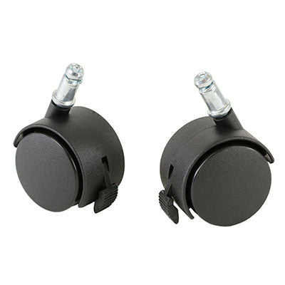 CanDo® Ball Chair - Accessory - Locking Casters, pair