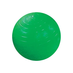 CanDo® Inflatable Exercise Ball - Green - 26 inch