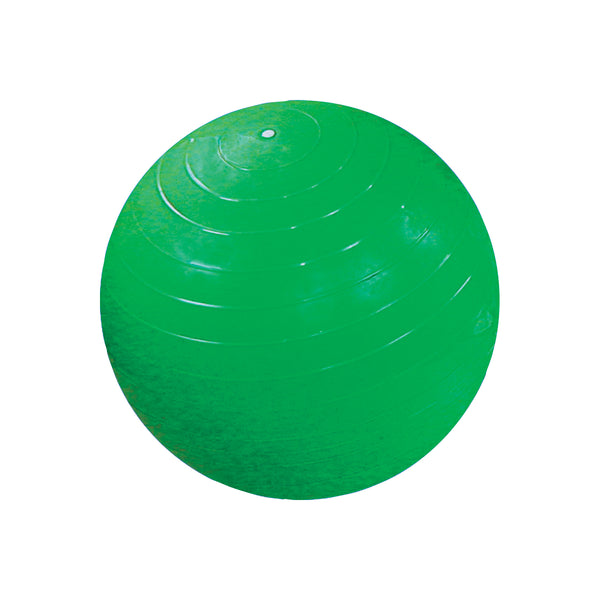CanDo® Inflatable Exercise Ball - Standard Ball - Green - 26 inch