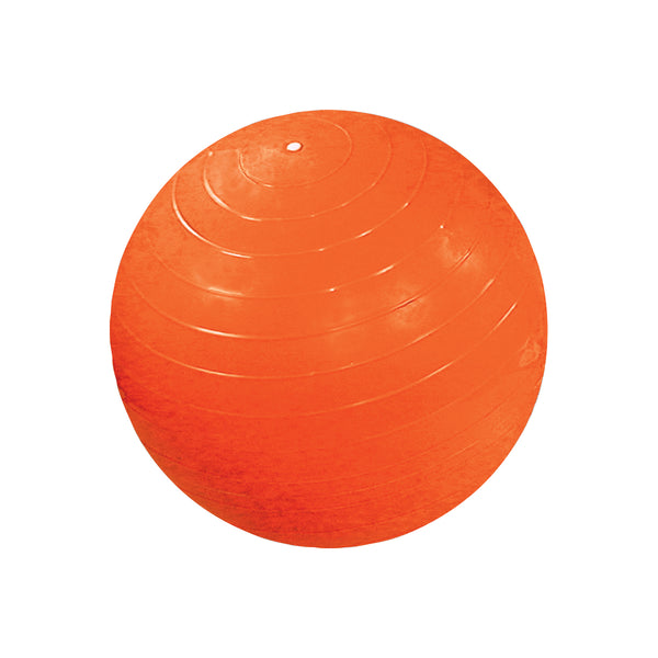 CanDo® Inflatable Exercise Ball - Orange - 48 inch