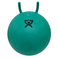 CanDo® Exercise Jump Ball - Green - 20 inch