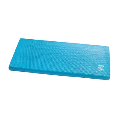 "Airex Balance Pad, X-Large, 16"" x 40"" x 2.5"", Blue, Case of 10"