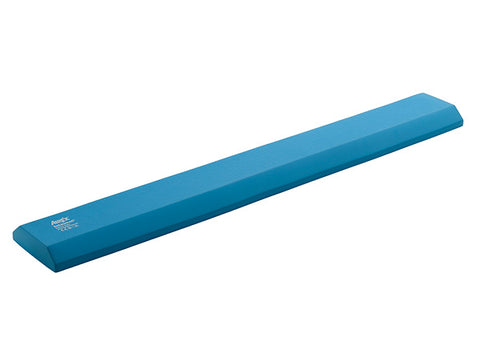 "Airex Balance Beam, 64"" x 9.5 x 4.5"", Blue, Case of 10"