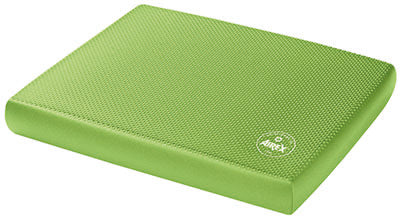 "Airex Balance Pad, Elite, 16"" x 20"" x 2.5"", Kiwi, Case of 20"