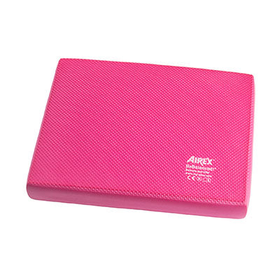 "Airex Balance Pad, Elite, 16"" x 20"" x 2.5"", Pink, Case of 5"